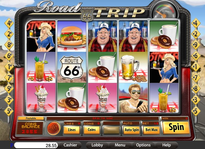 Road Trip Slot Machine Online ᐈ Saucify™ Casino Slots
