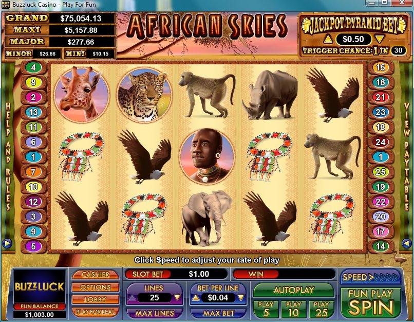 Buzzluck Casino Review – Buzzluck Online Casino