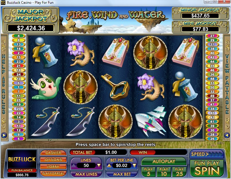 Duel in the Deep Slot - Play this Video Slot Online