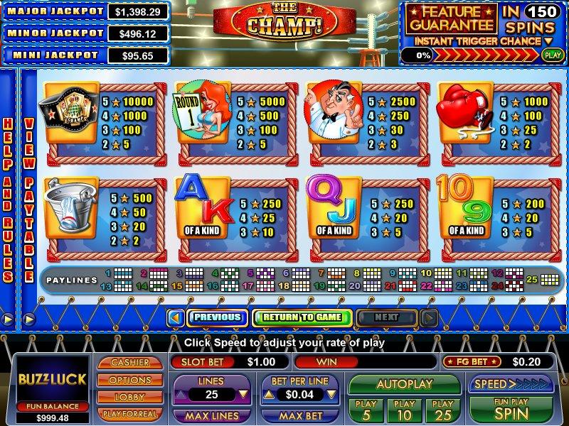 Fun casino rules
