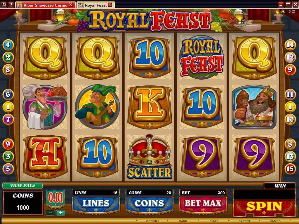 slot gaming rules