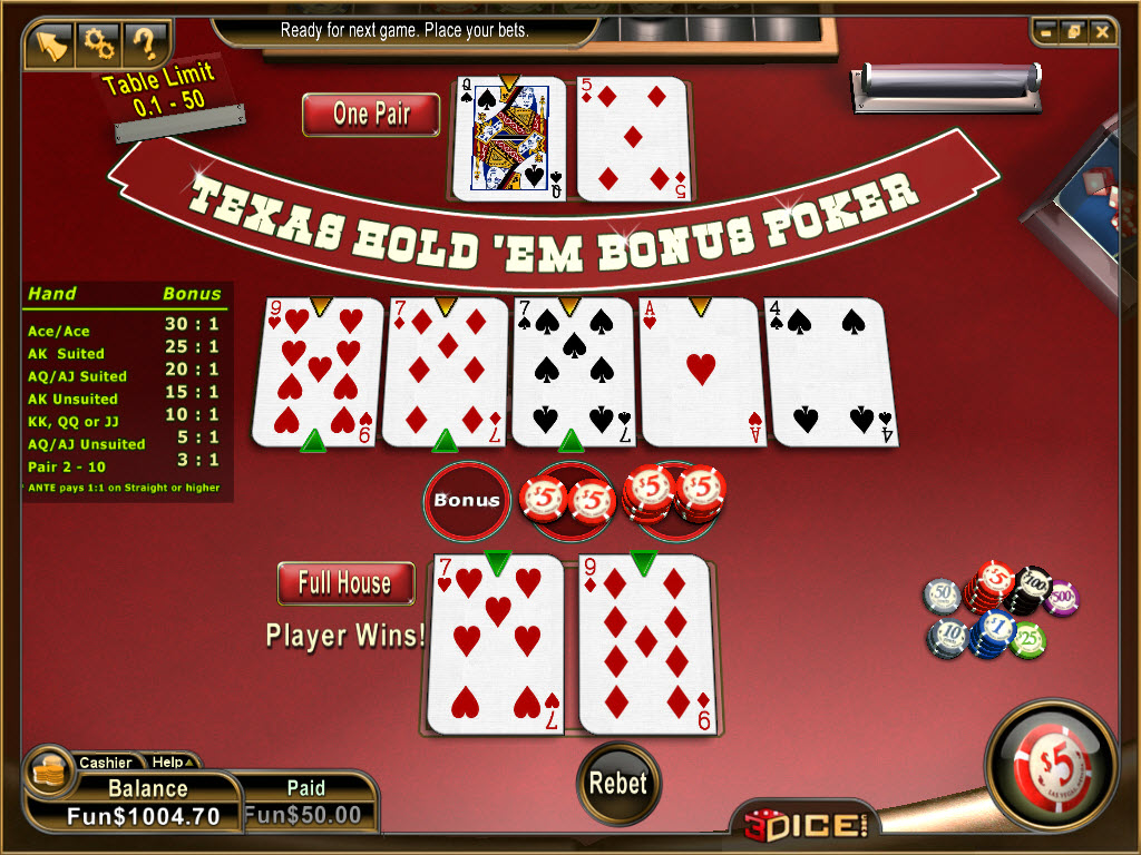 legal online casinos in texas
